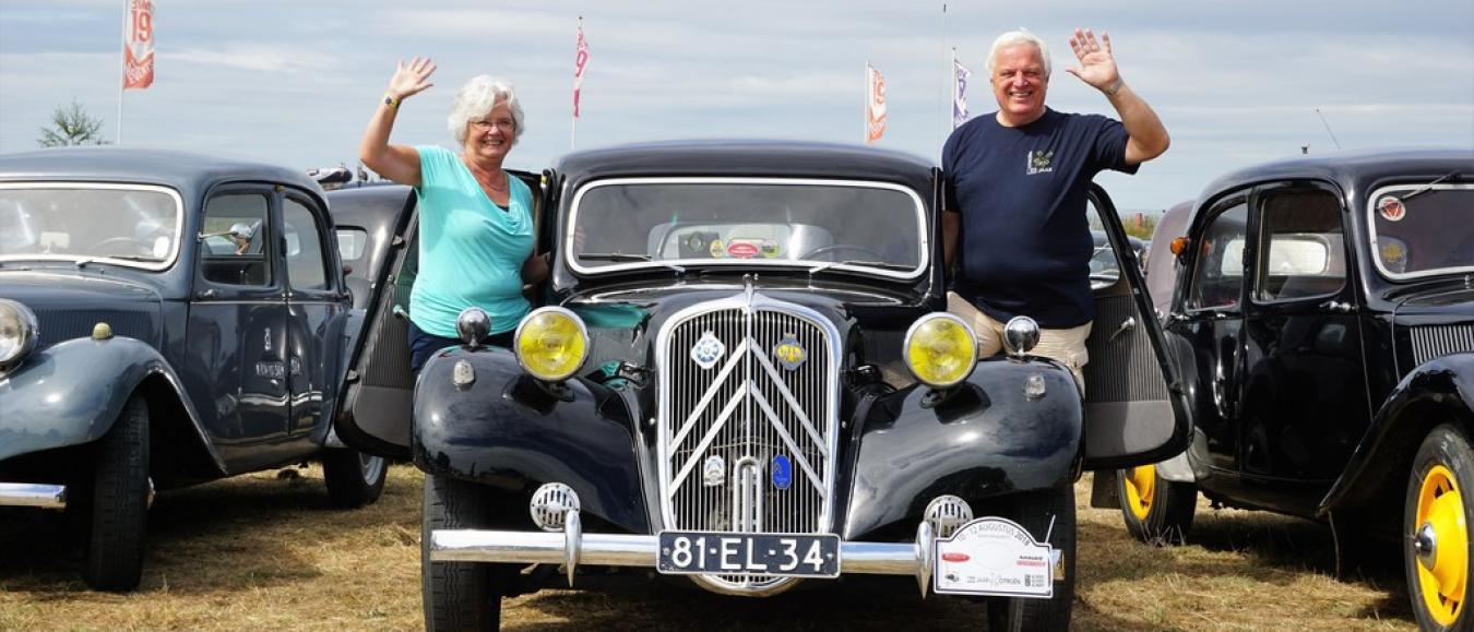 100 jarig jubileum Citroën gevierd met familiefestijn in Franse sferen