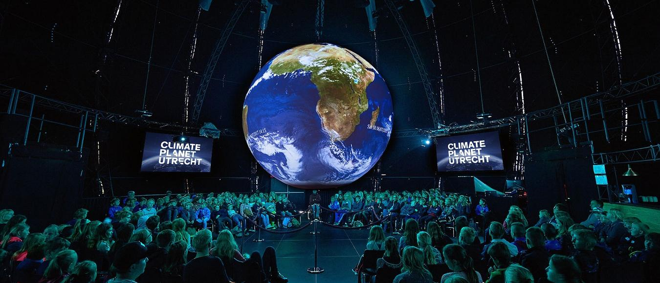 Wereld(bol)keuken in handen van Climate Planet en Vineyard