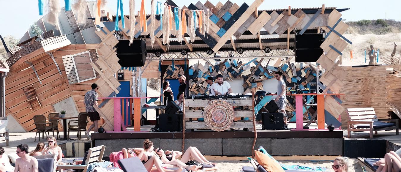 Colorade Charlie in Scheveningen dé perfecte plek om af te koelen deze zomer