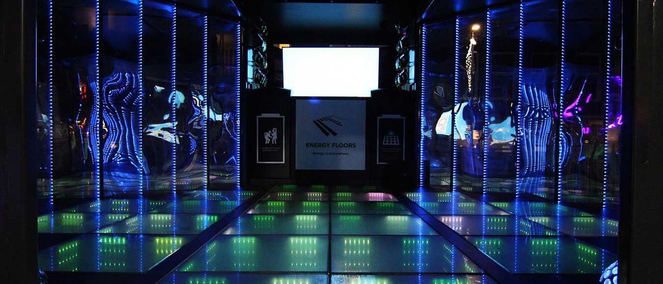 Nederlandse Energy Dance Cube hoofdrol in Duitse energiecampagne