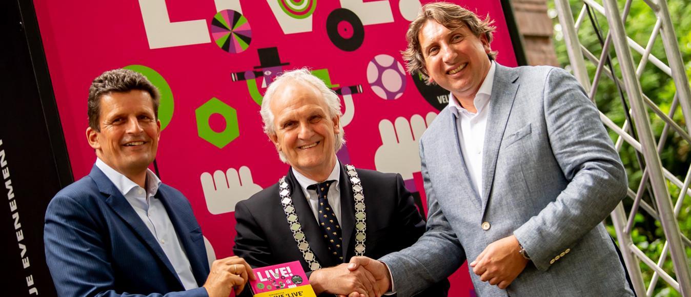 LIVE!: verrassend eventmarketing boek door D&B