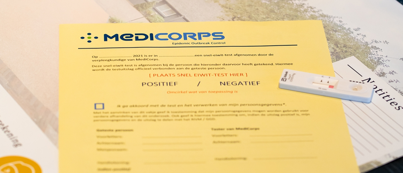 Met MediCorps Safe@Work en BACK2OFFICE