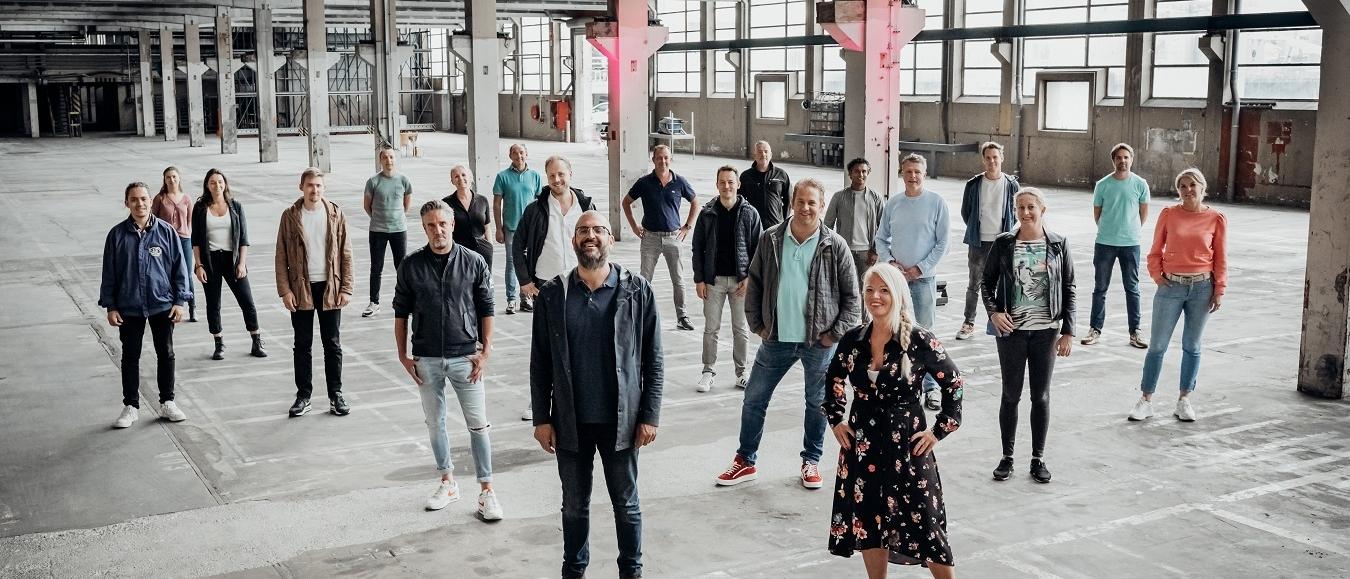 Proefdruk Culinair in Papierfabriek Nijmegen