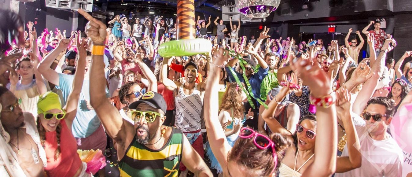 Clean partyen - De vrijdagmiddag borrel straks zonder alcohol?