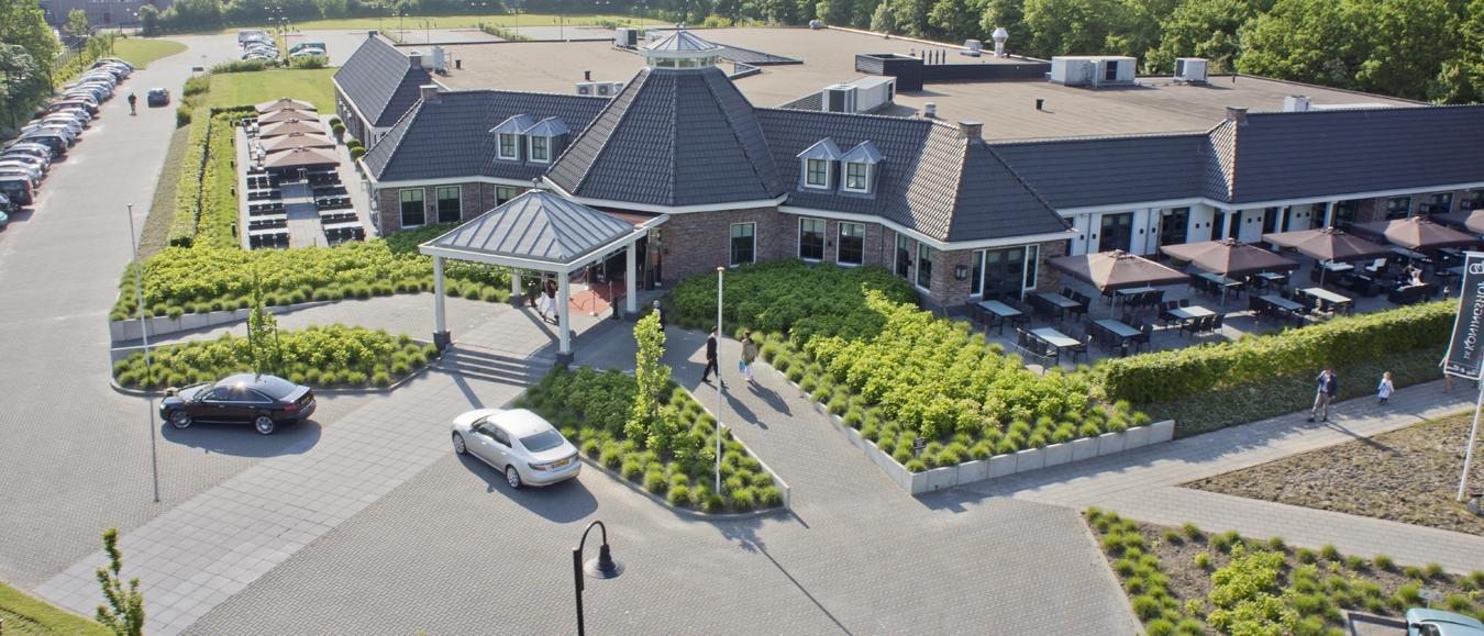 De Koningshof: filevrije event- en congreslocatie op middenstip van Nederland
