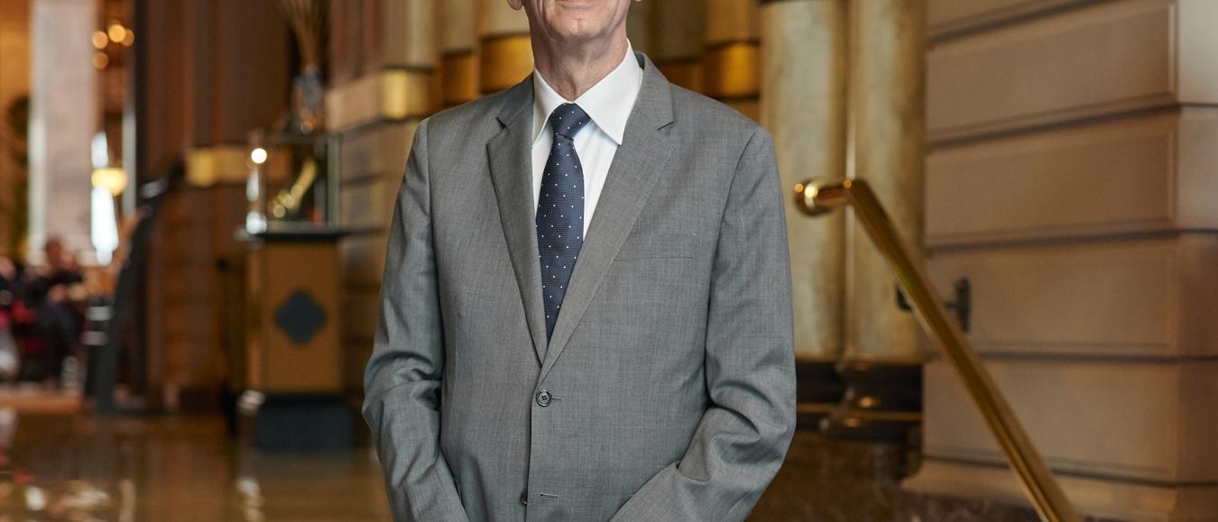 Hotel Des Indes trekt nieuwe GM aan