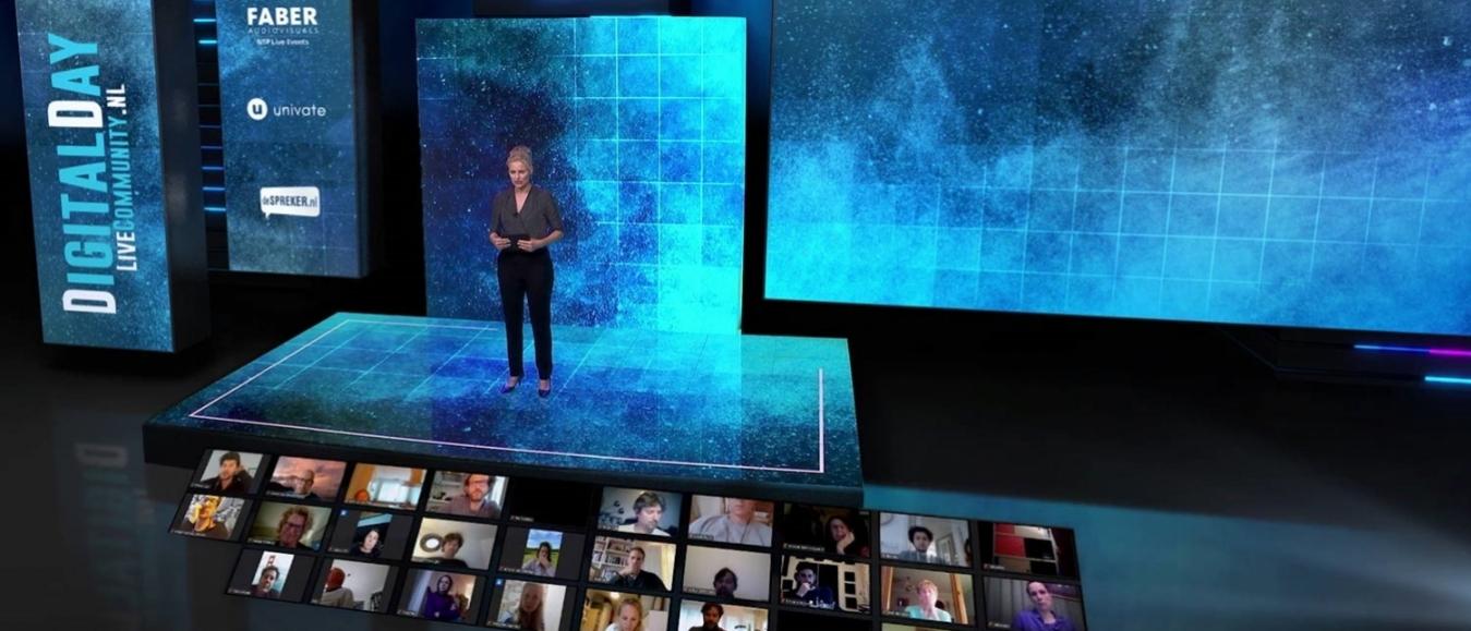 DigitalDay II -  Het online event over online events