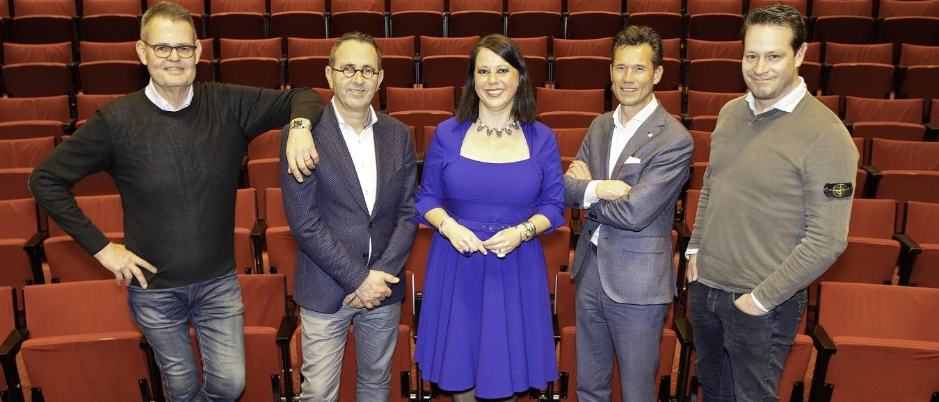 Limburgse theaters werken aan één theatermerk