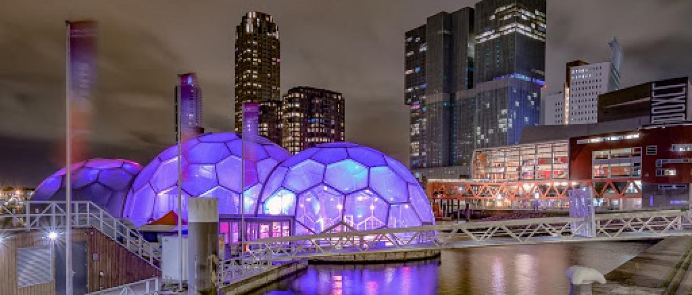 Rotterdamse eventlocatie het Drijvend Paviljoen sluit