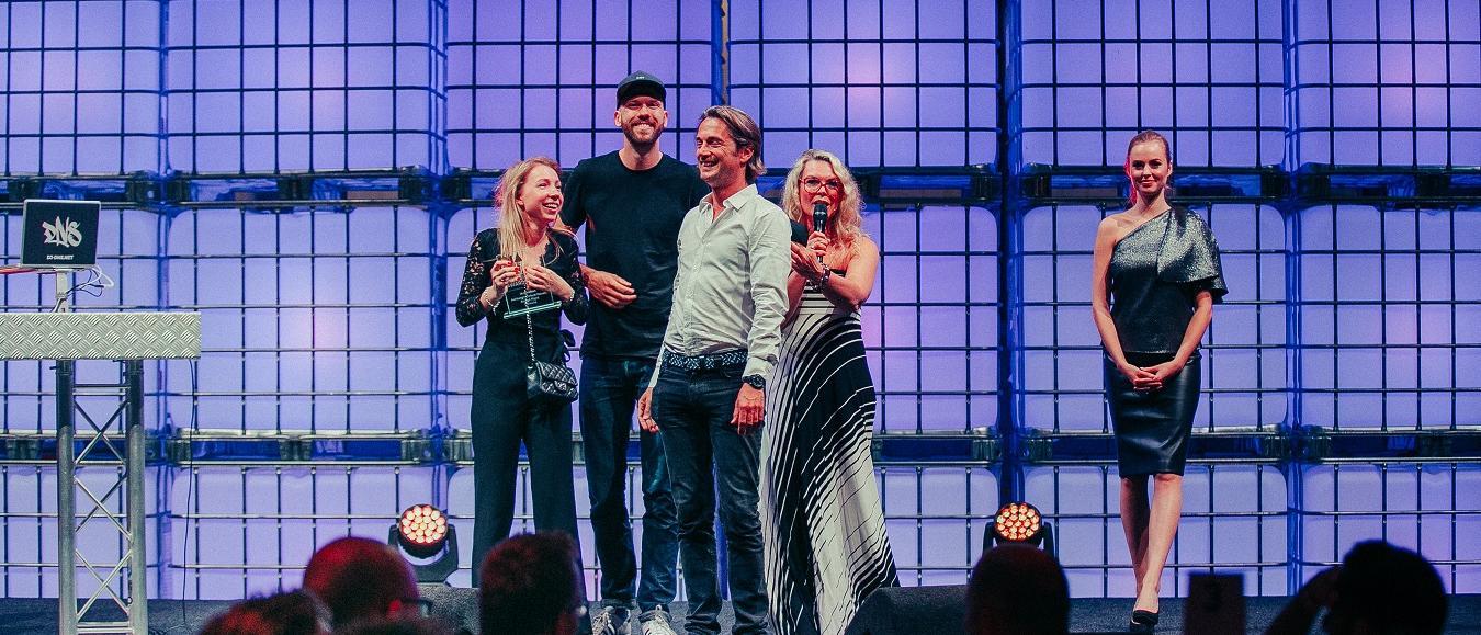 Dept en Fabrique winnaars Dutch Interactive Awards