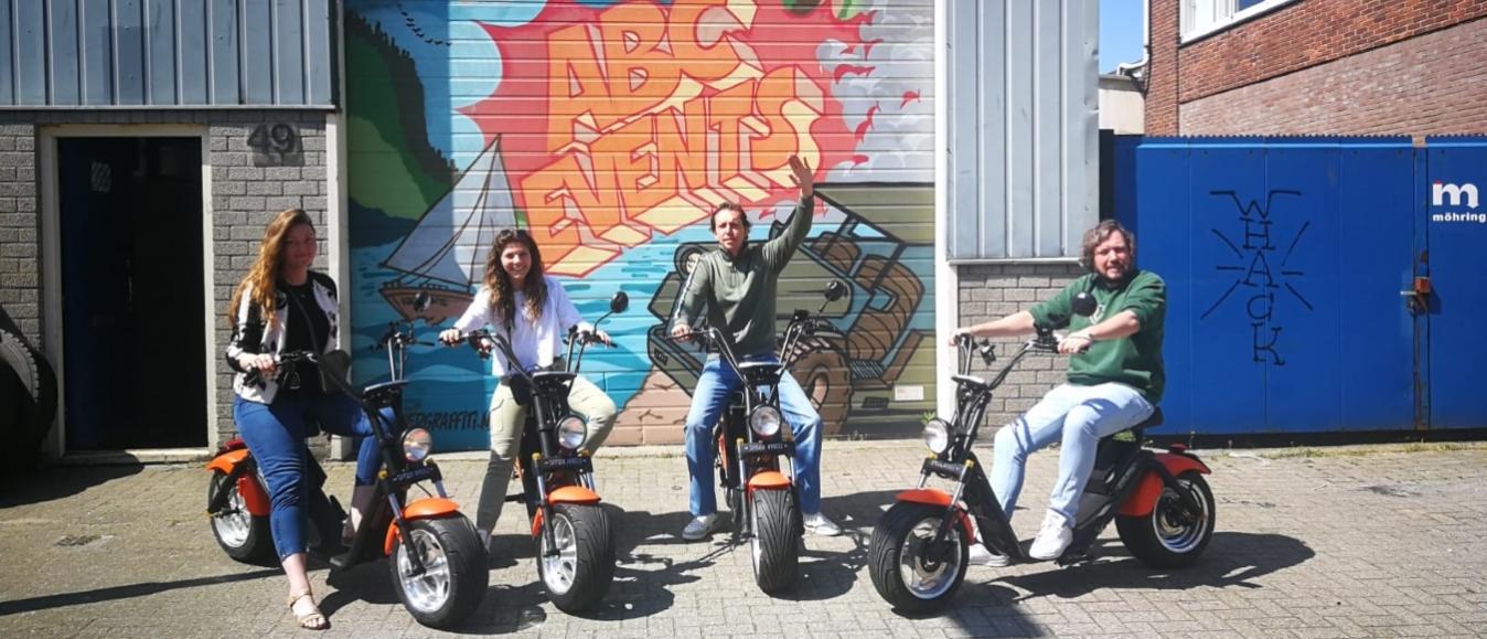 ABC Events gaat elektrisch!