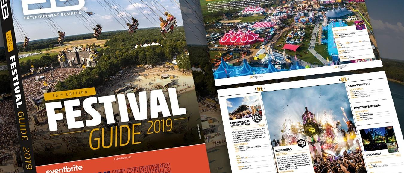 Lancering EB Festival Guide tijdens ESNS