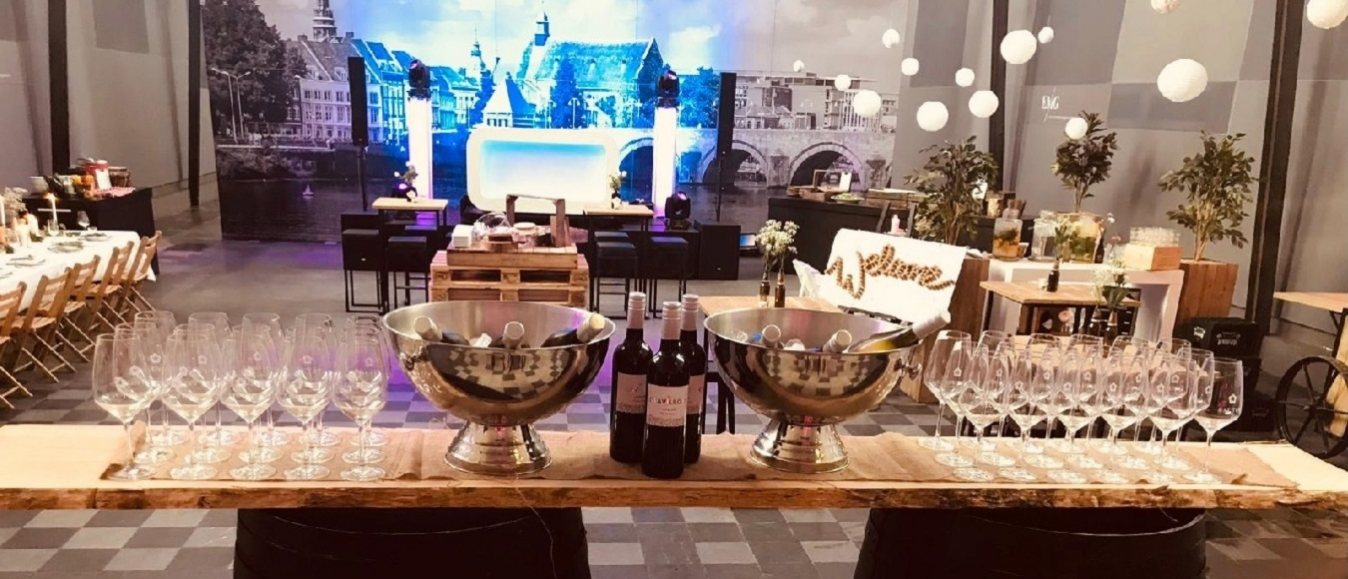 Season Kick-off Event voor EMG en Erik Stevens Catering