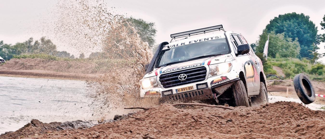 Need for speed tijdens Dakarfestival EMV19