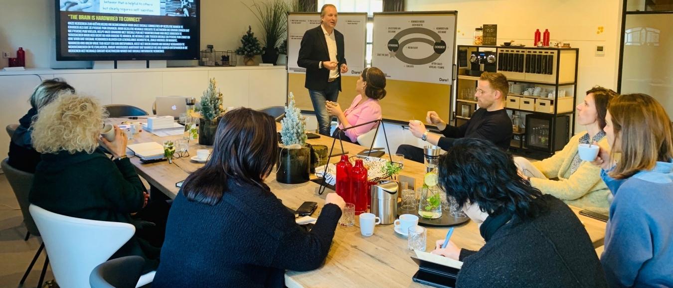 Creatieve boost met opleiding Allround Eventmanagement van Effectiveness