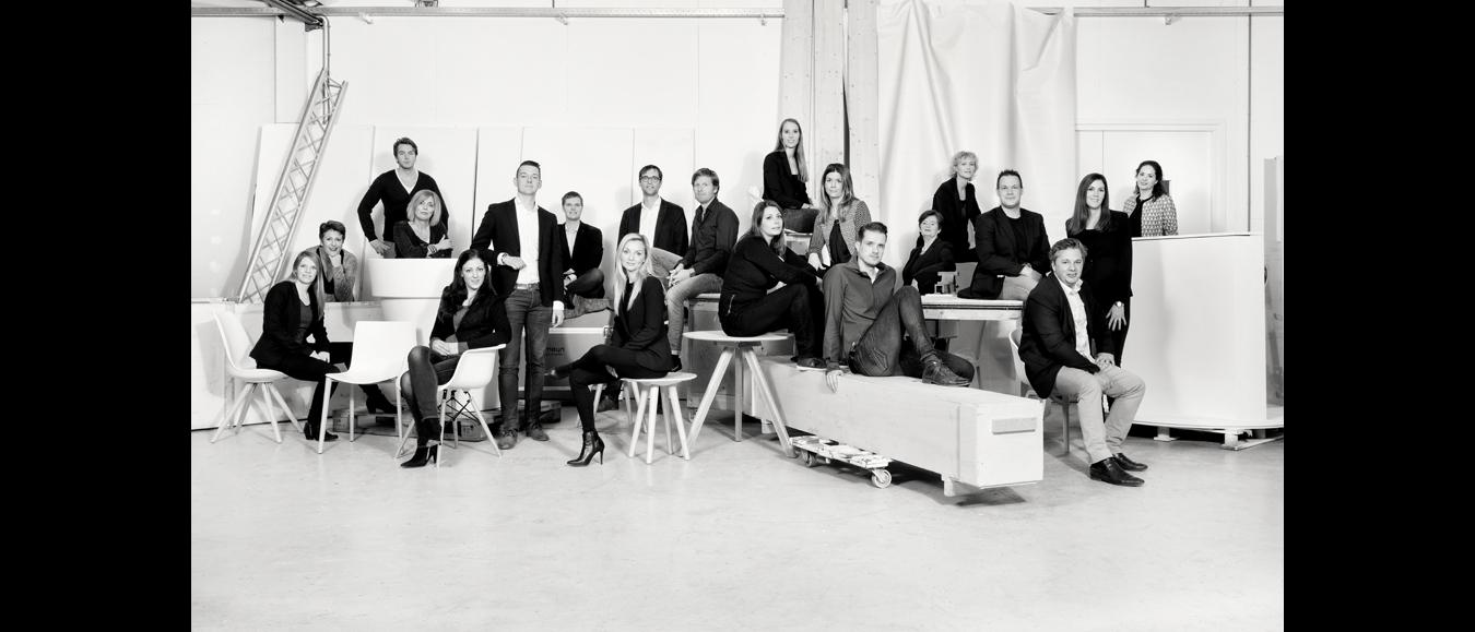 Standbouwer - Eldee Expo Experts - team
