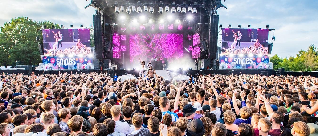 WOO HAH! hiphopfestival toont internationale klasse