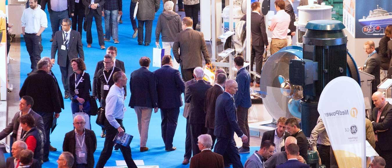 Maritieme sector maakt zich op voor Europort 2017