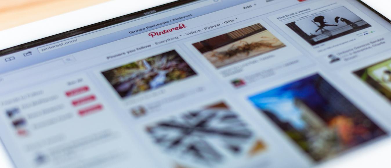 Pinterest als marketingtool voor jouw evenement