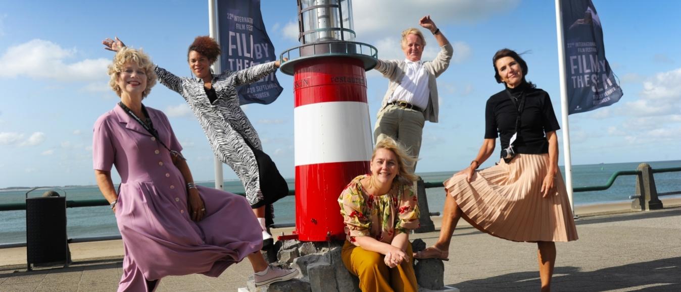 Glamour aan de Noordzee in Vlissingen