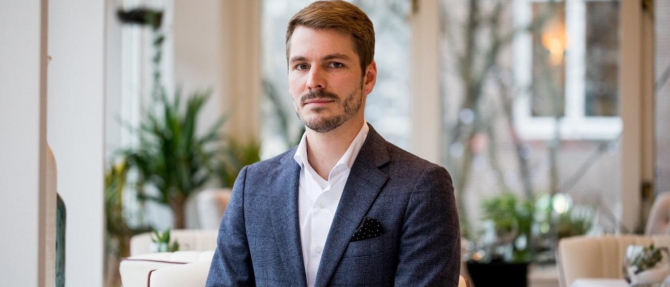 Floris Kemper nieuwe directeur Kruisherenhotel Maastricht