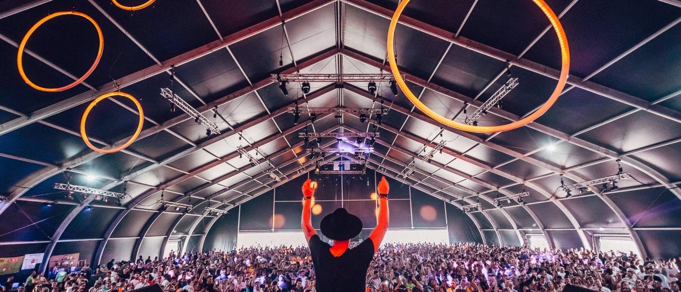 Veldeman tentstructuren - creatieve eventoplossingen