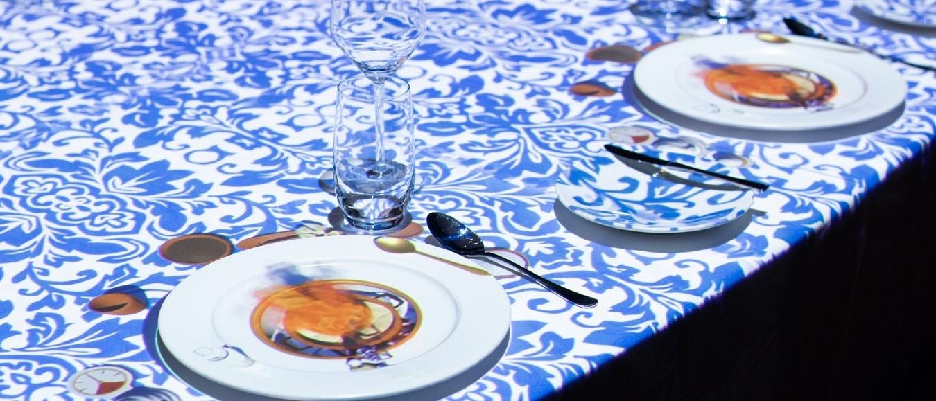 3D private dining bij Novotel Amsterdam Schiphol Airport