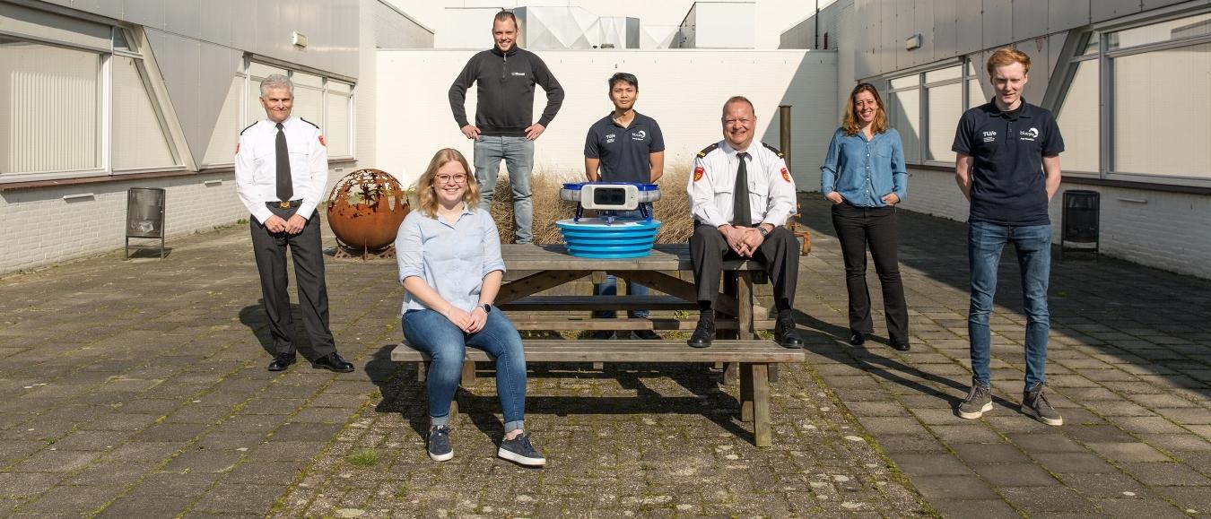 Samenwerking vergroot veiligheid in de zorg bij brand