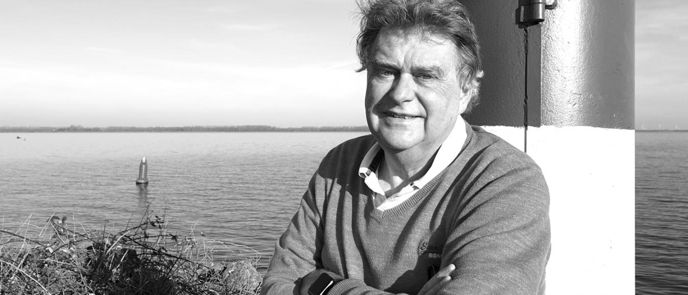 Henk Kroneberg 'Ik noemde mijn zoon Yorin; naar een geweldige opdracht'