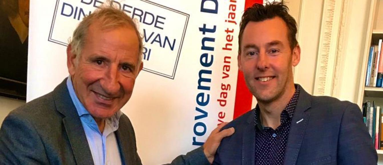Samenwerking Winkelman en Van Hessen met Vote Company resulteert in BID Award