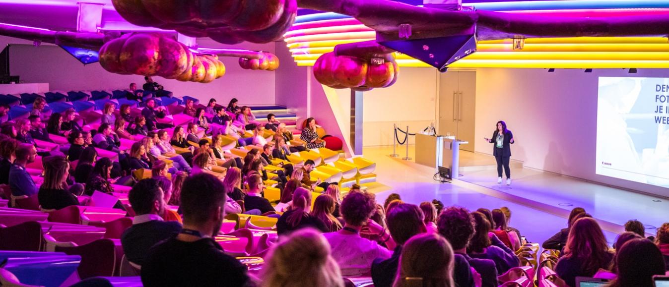 Frankwatching: 'Qua beleving kun je net wat meer bereiken met een live-event'