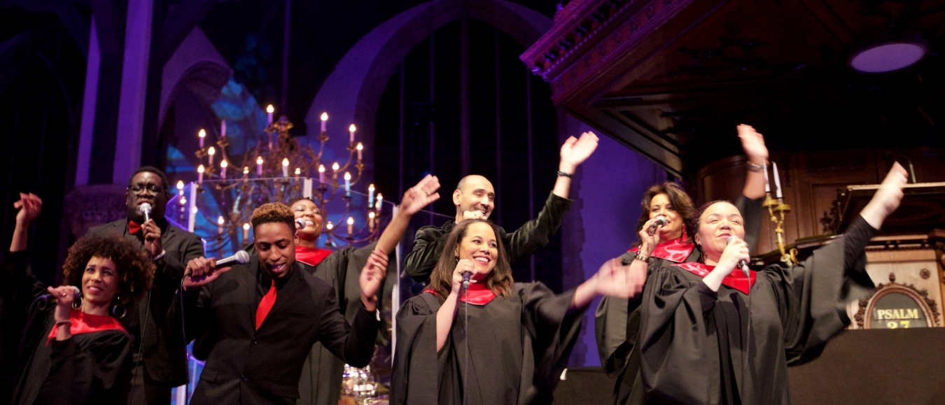Duizenden Black Gospel liefhebbers in Goudse Sint Jan