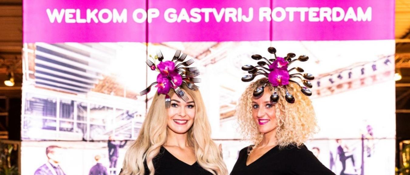 Meeste vakbezoekers ooit op 7e editie Gastvrij Rotterdam
