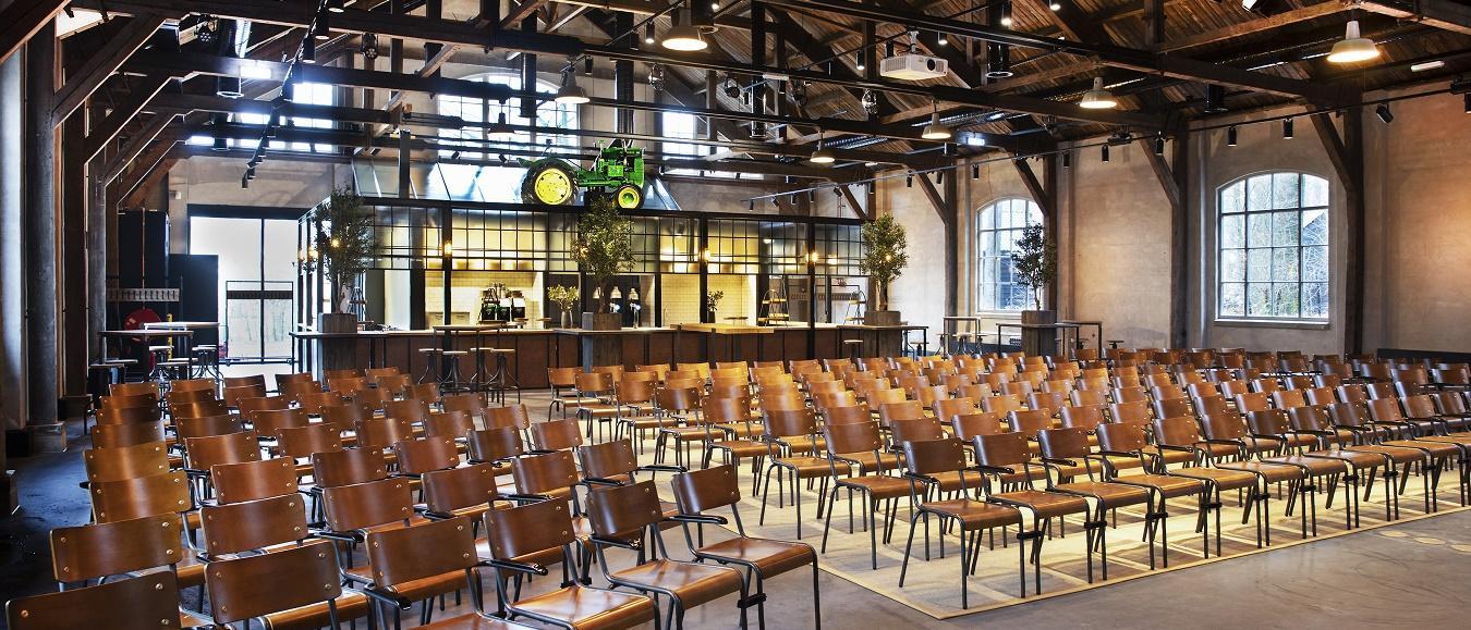 Nederlands Openluchtmuseum opent nieuwe eventlocatie