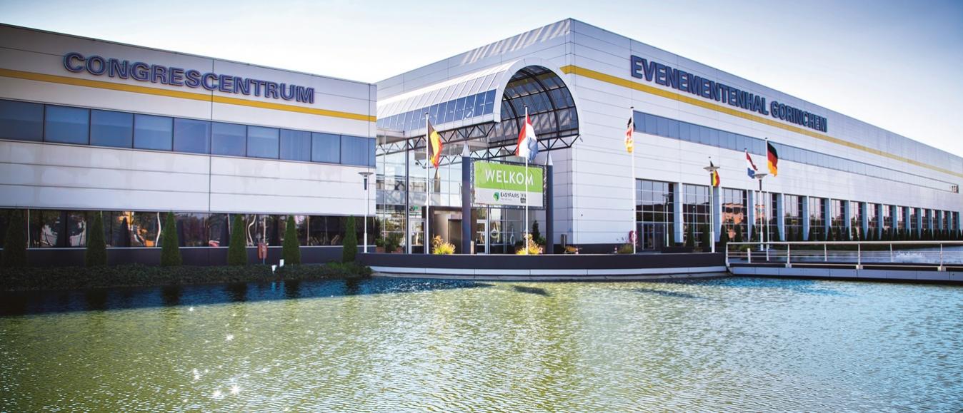 Traditionele beursindeling Easyfairs Nederland op de schop