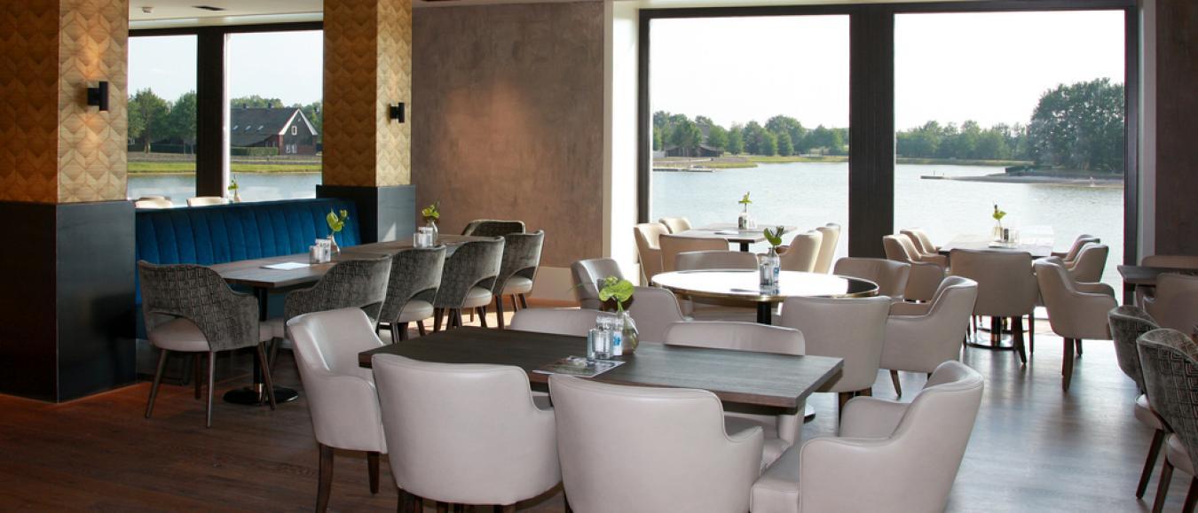 Hof van Saksen opent vernieuwd Grand Café én Pop-up restaurant