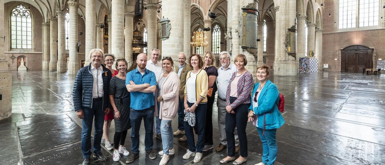 Belgische meeting planners verrast in 'Cities of Wisdom'