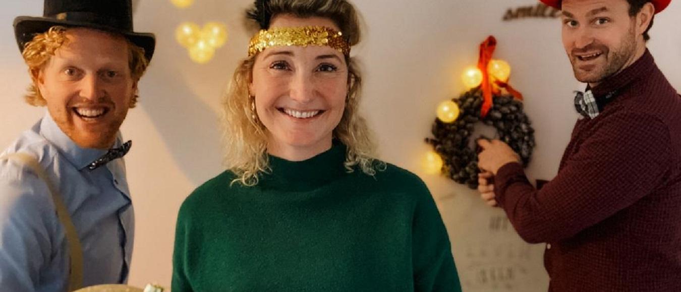 Grote Feestdagen Festival organiseert online kerst- of Nieuwjaarsevent