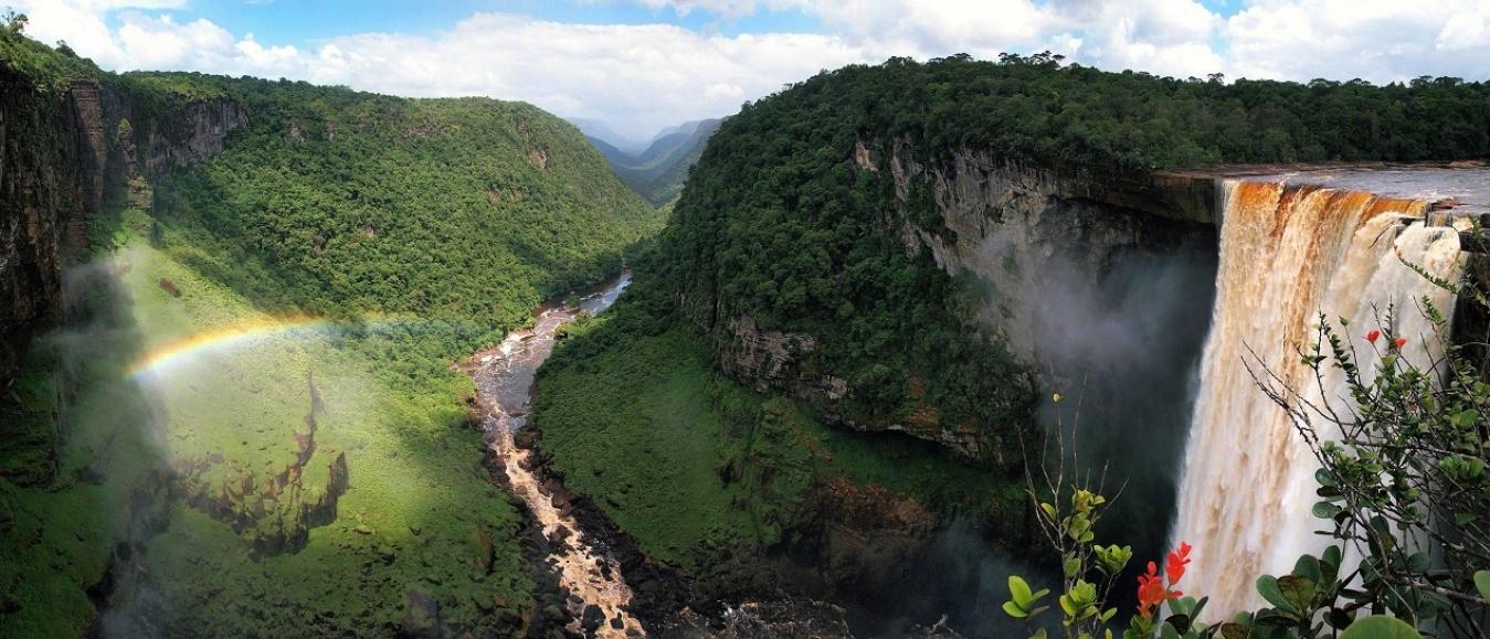 Over de Grens: Guyana, ruig en ongerept