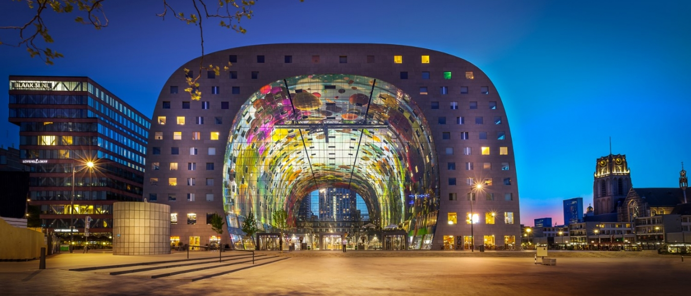Markthal Events