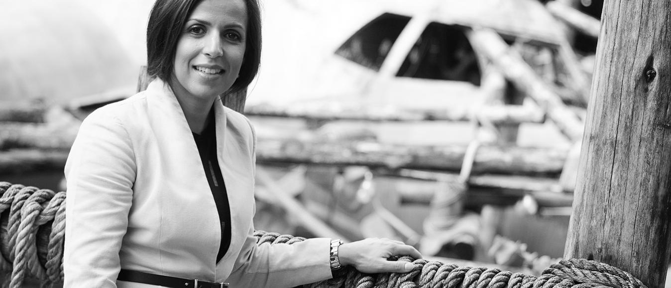 Hassna Benimalek: 'Als iets niet kan dan draai ik daar niet omheen'