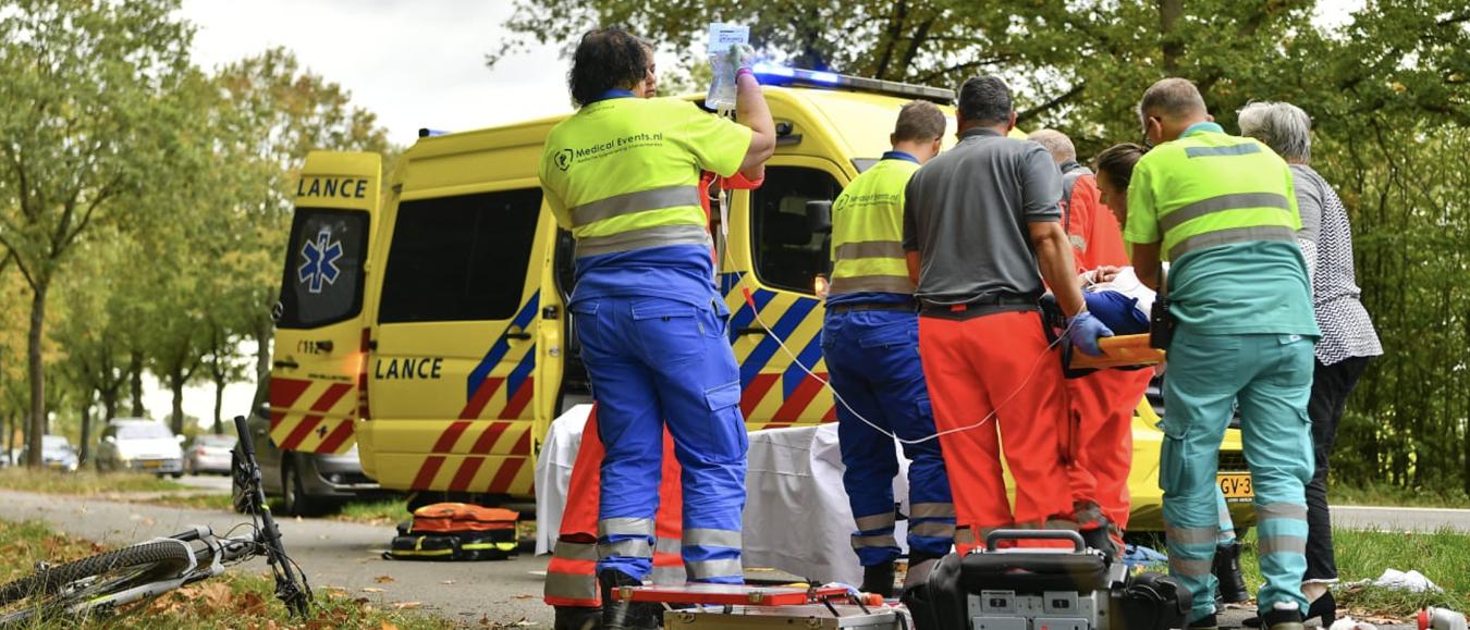 Medische hulpverlening evenementen