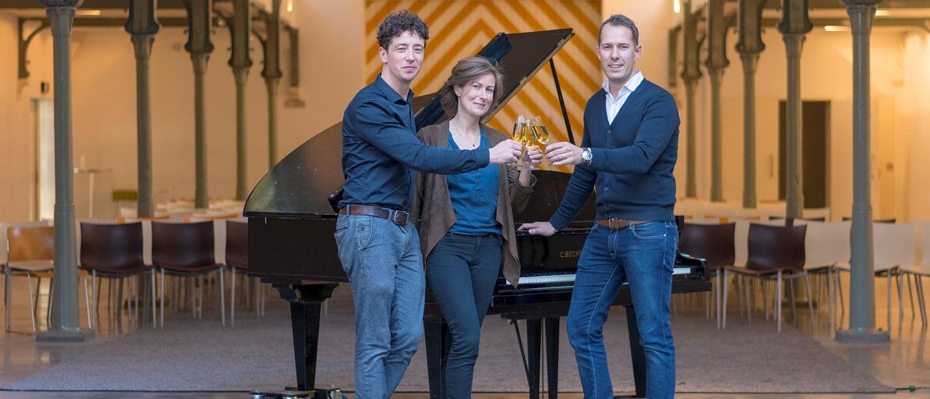 Bonheur Horeca Groep neemt Hilvaria Studio's over