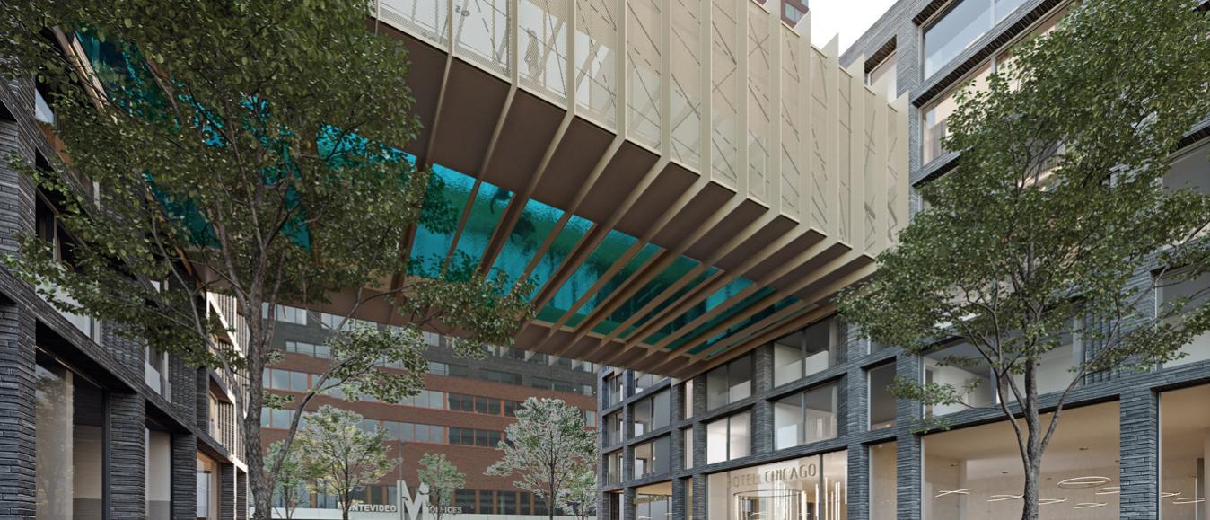 WestCord Hotels bouwt hotel op de Wilhelminapier