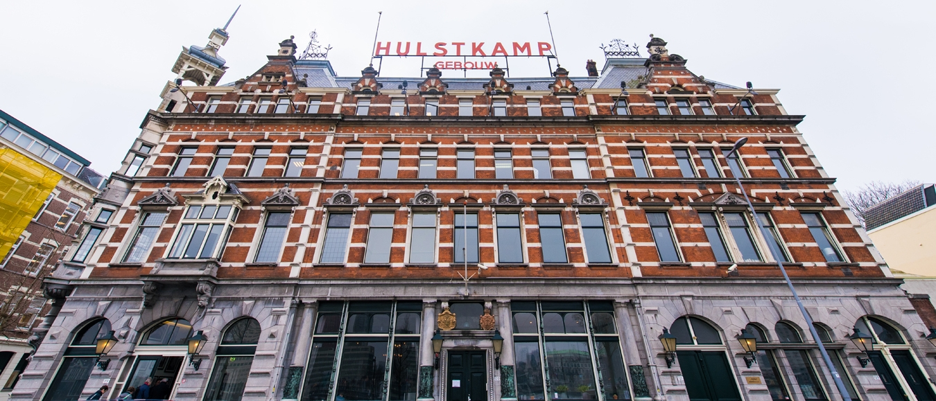 MPS I food & design nieuwe exploitant Hulstkamp Gebouw Rotterdam