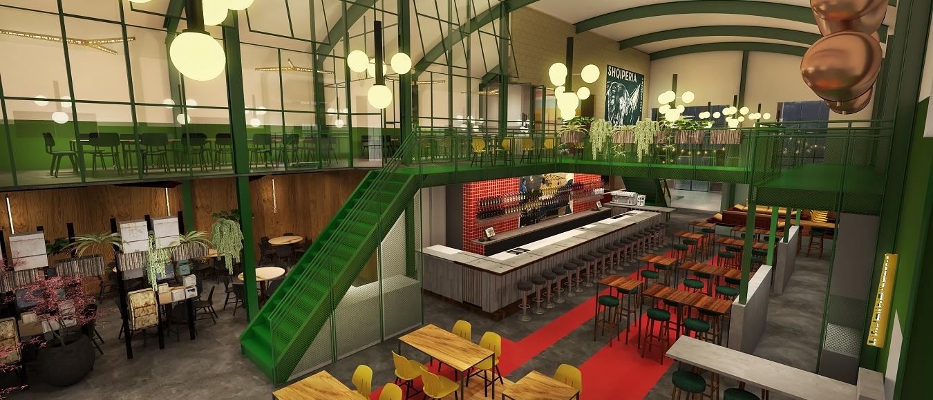 Bar-restaurant IJver kijkt uit naar opening