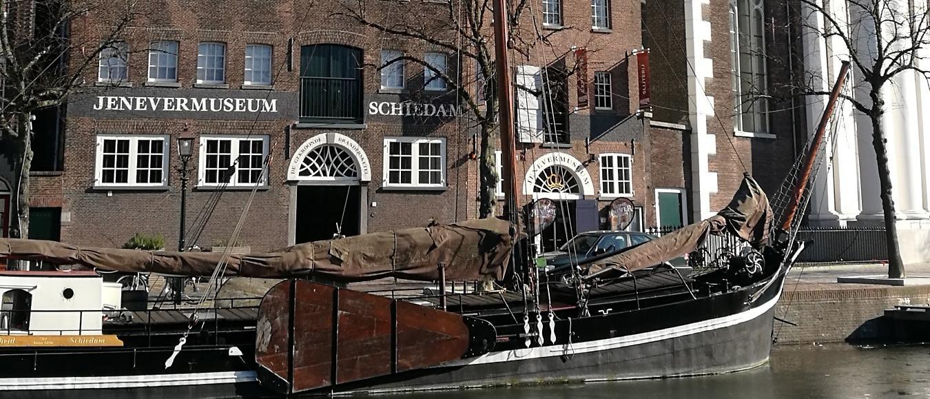 Nationaal Jenevermuseum Schiedam verbouwt