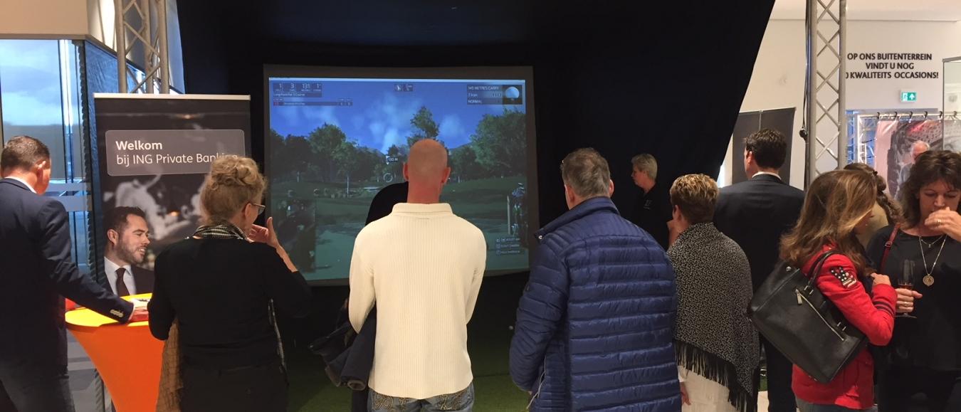 Mobile Golf Course