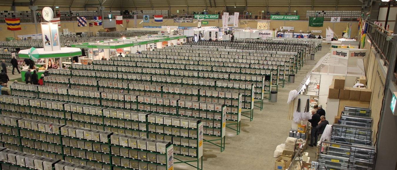 VOGEL 2020 dit jaar in IJsselhallen Zwolle