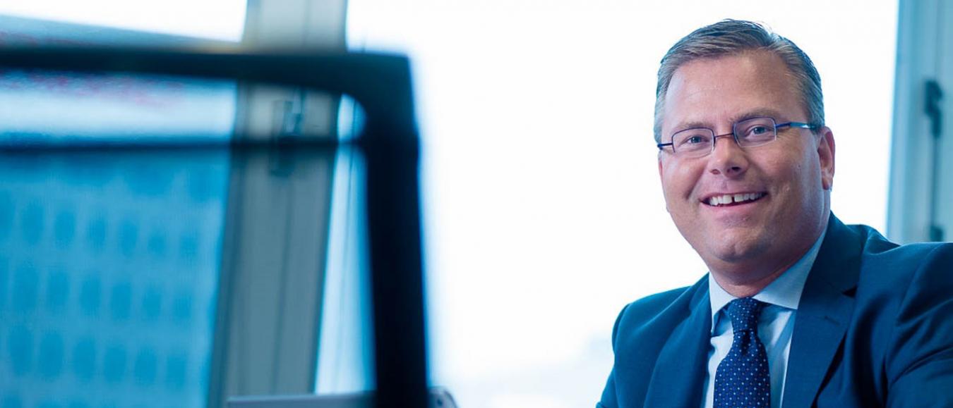 Jeroen van Hooff nieuwe directeur Easyfairs Nederland